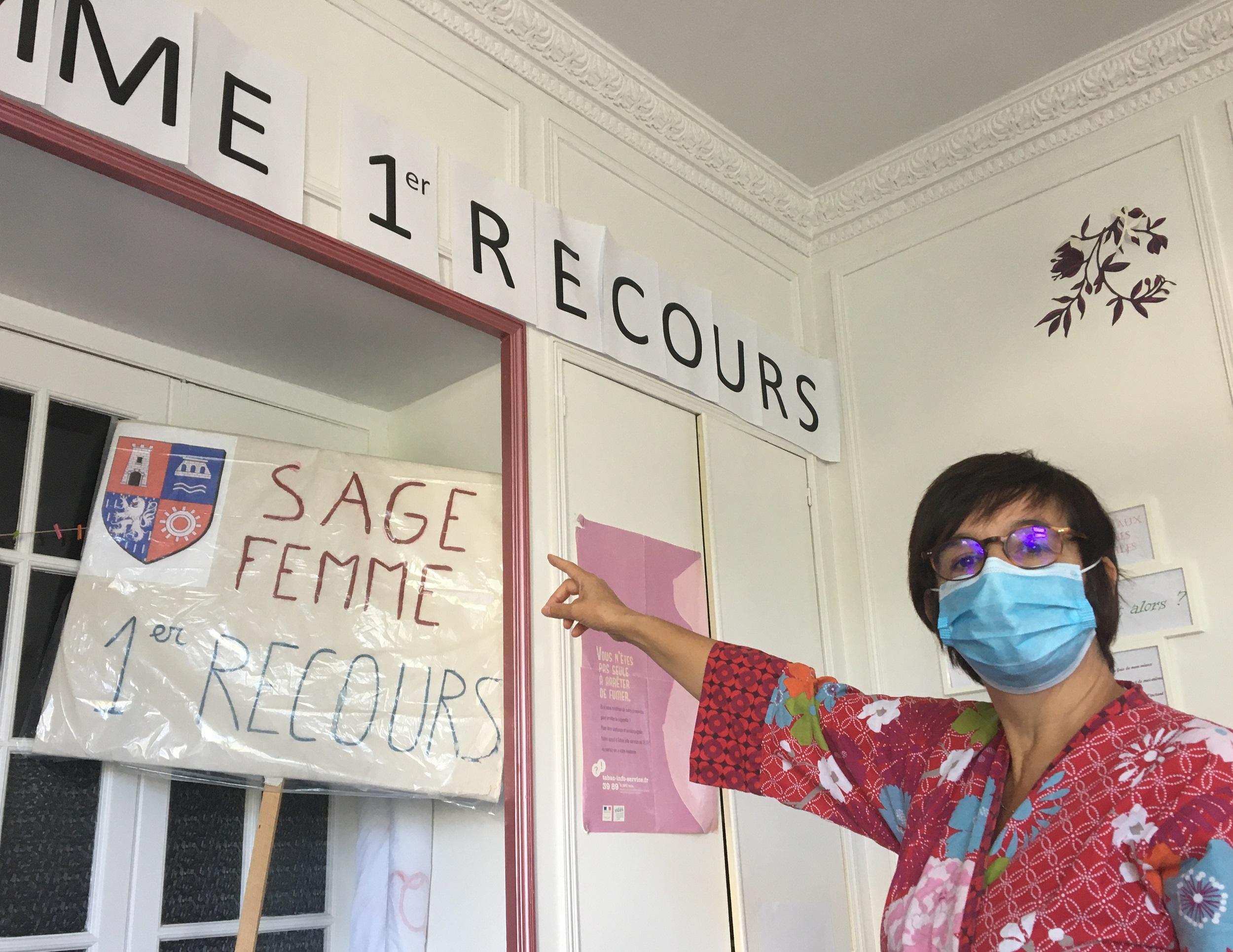 Sage_femmes Ségur santé