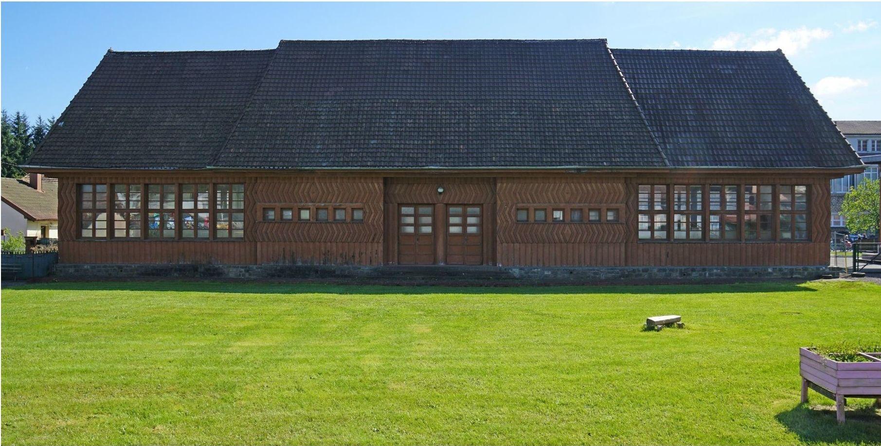 Maison en bois de Ronchamp (Fondation du Patrimoine)