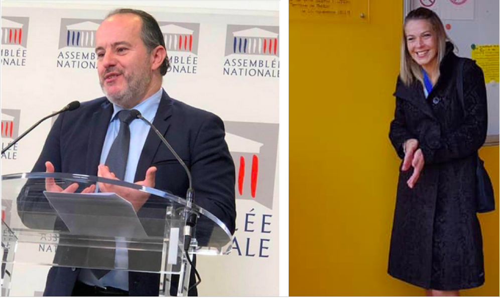 Michel Zumkeller et Corinne Coudereau démissionnent du conseil municipal de Valdoie.