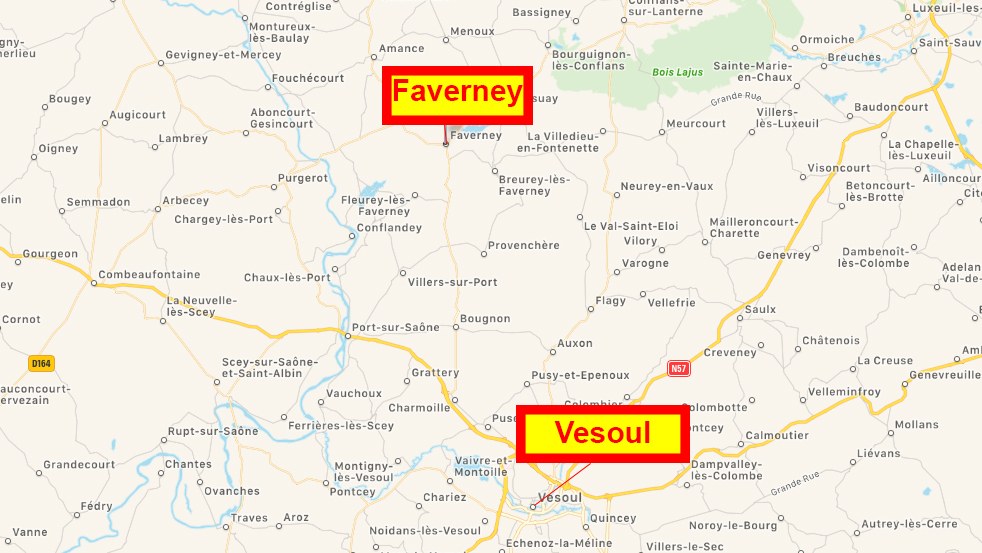 Faverney