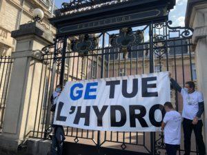 manif GE hydro 20 septembre (TQ)