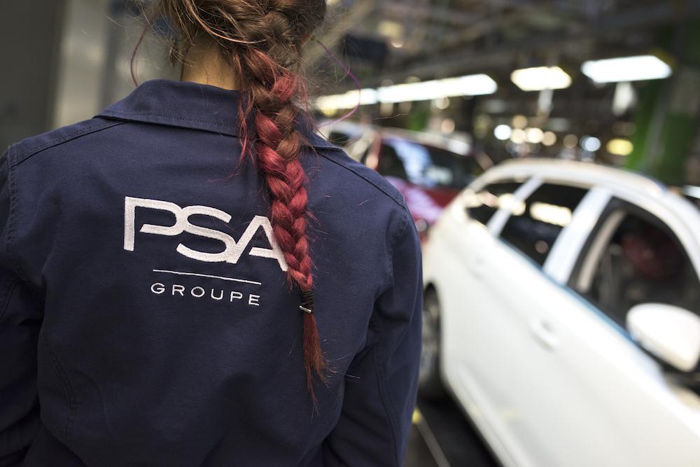 PSA sochaux montage (PSA – Communication – JF Lami)