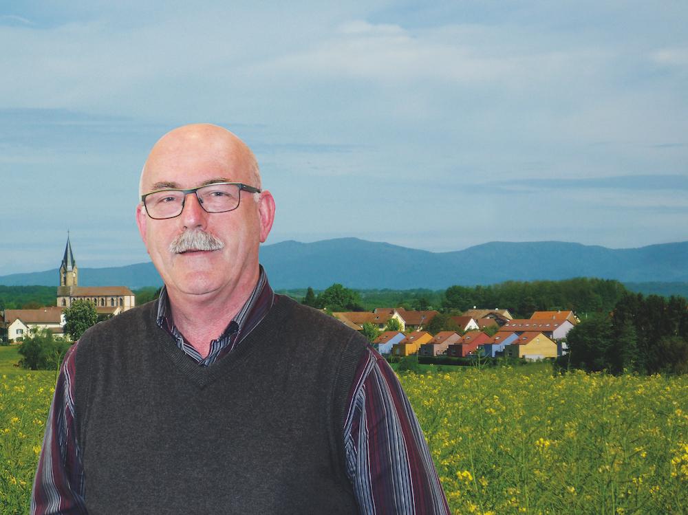Rolland Jacquemin, maire de Vézelois, est le nouveau président du syndicat mixte des transports en commun (SMTC), créateur et gestionnaire d'Optymo.