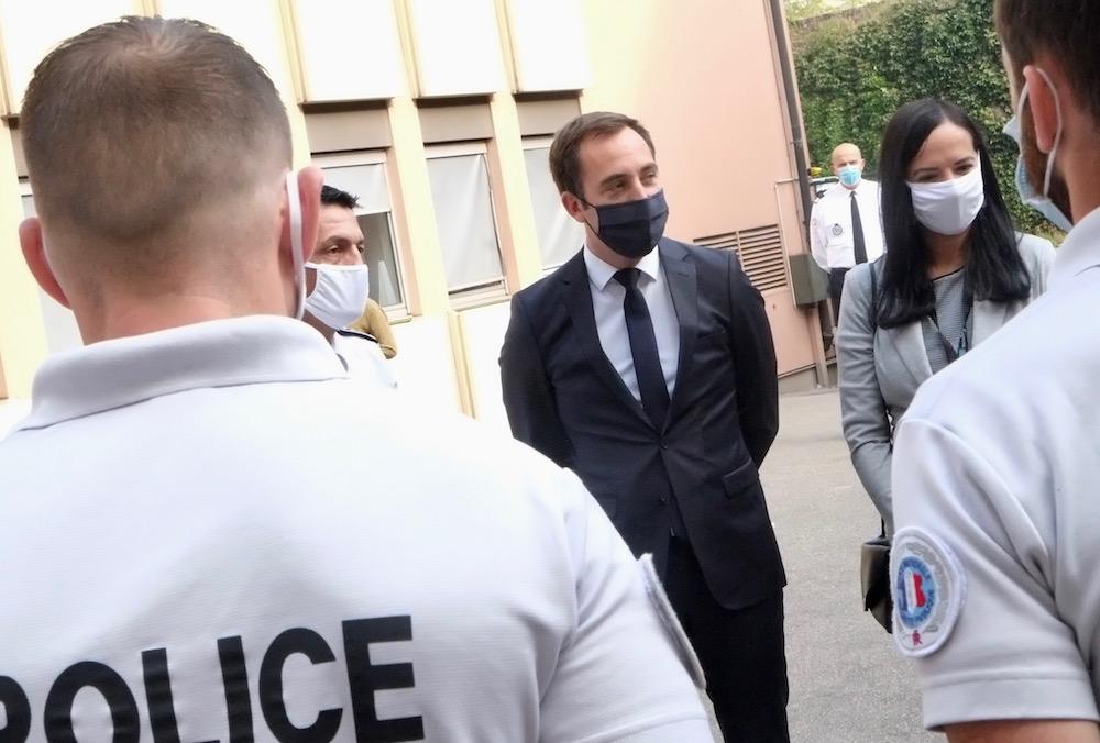 préfet police visite 03/09/20(TQ)