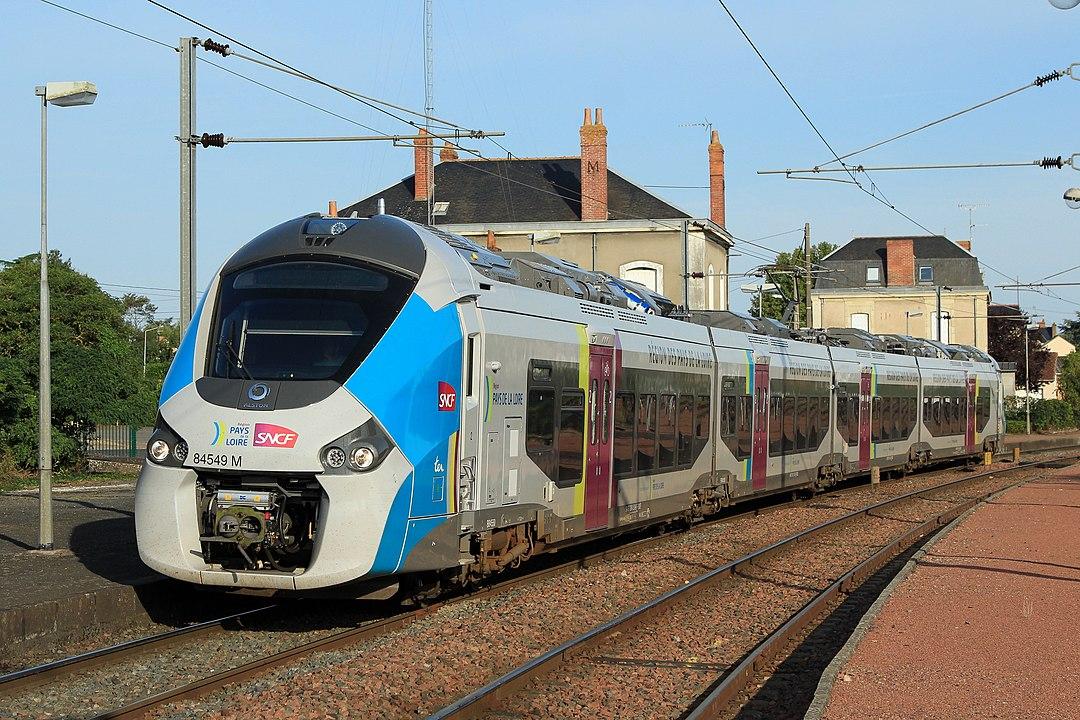 train Regiolis Alstom (CC BY-SA 3.0 – Cramos)