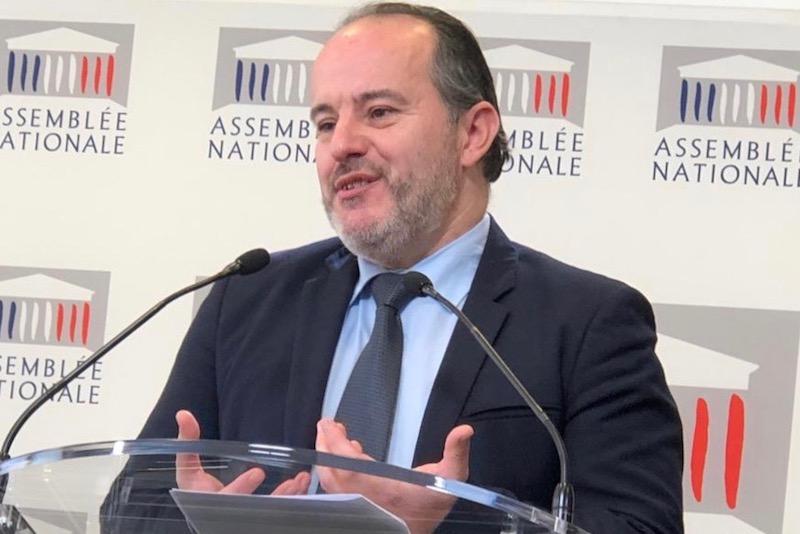 Le député UDI Michel Zumkeller.