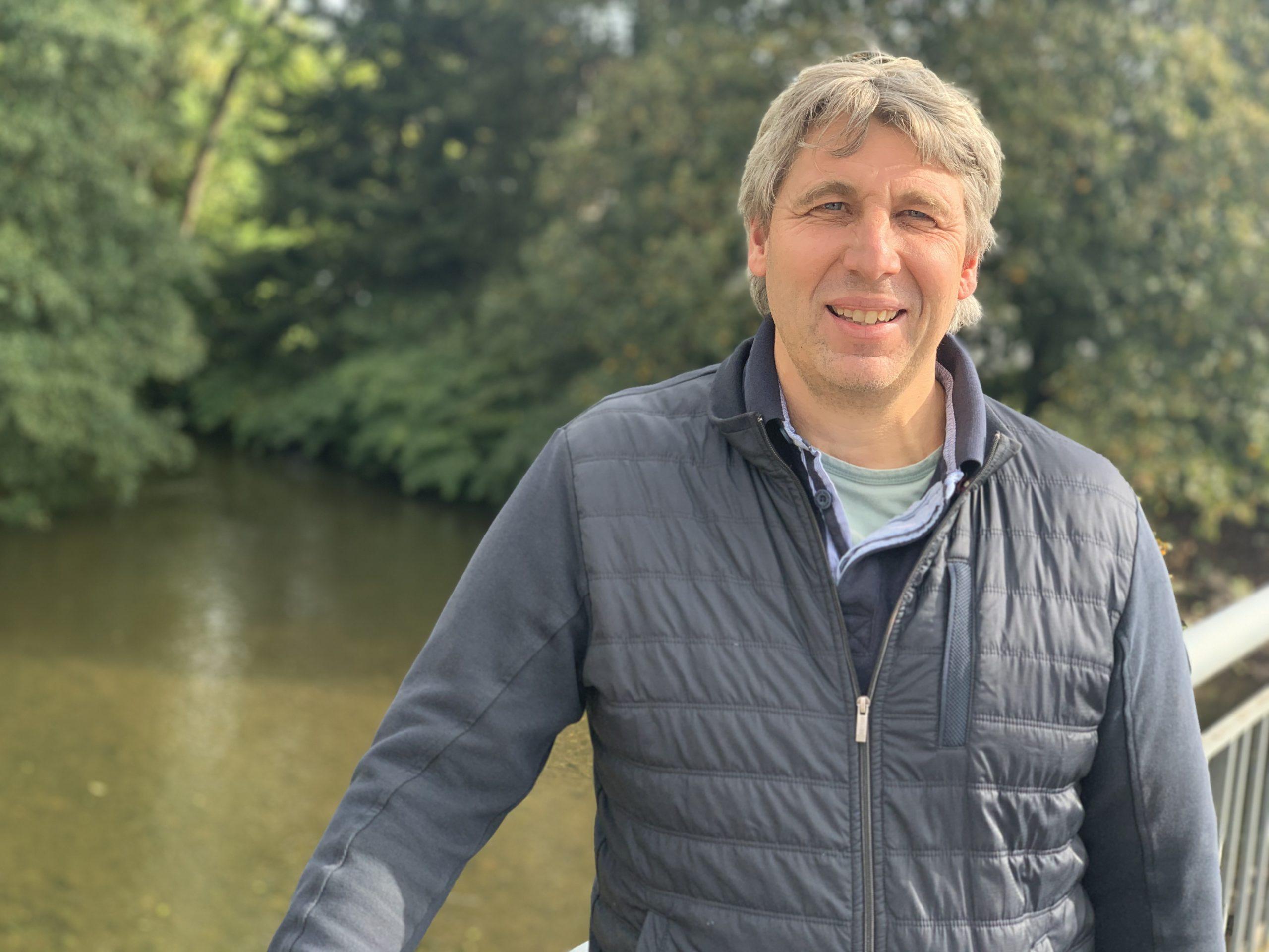 Benoît Cornu se prononce sur le projet de captage d'eau dans le bassin de Champagney