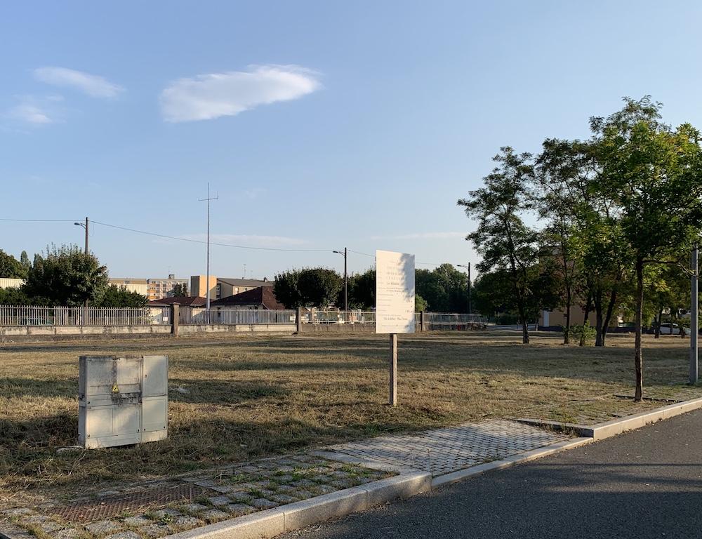 Le bâtiment hydrogène de Territoire Habitat sera installé au Parc à Ballons.