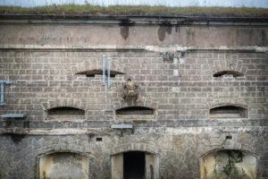Le parcours d'audace du fort de Chèvremont (Crédit : 35e RI).