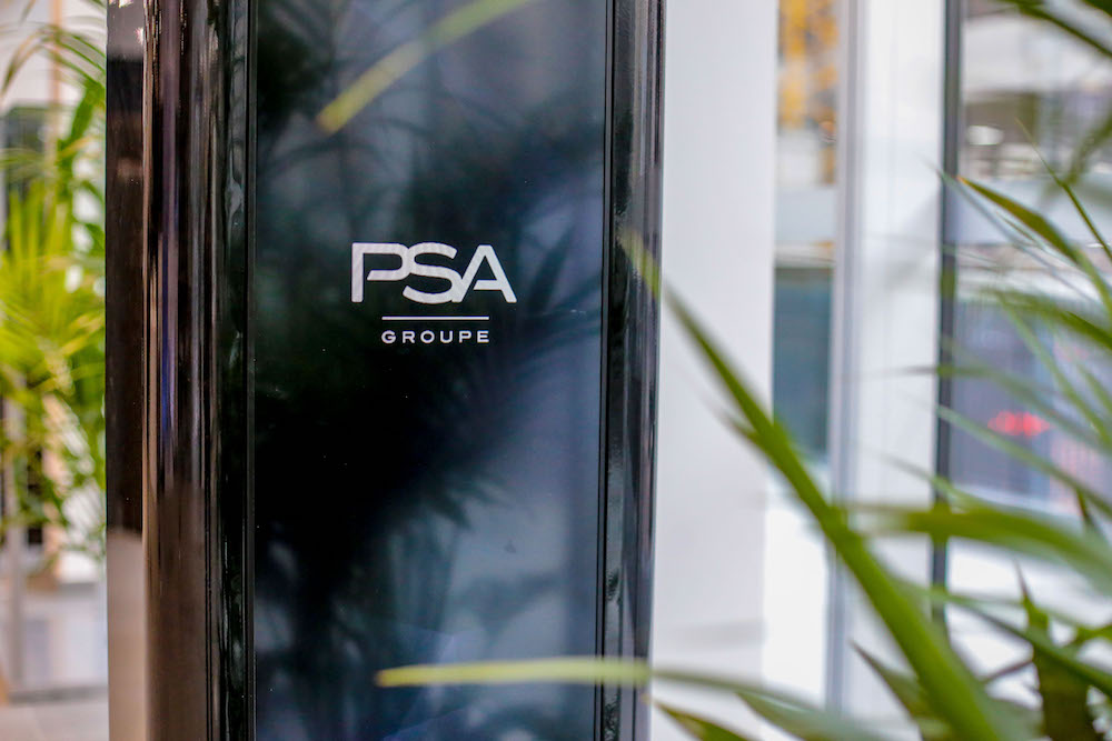 PSA Groupe (Groupe PSA, Direction de la communication)
