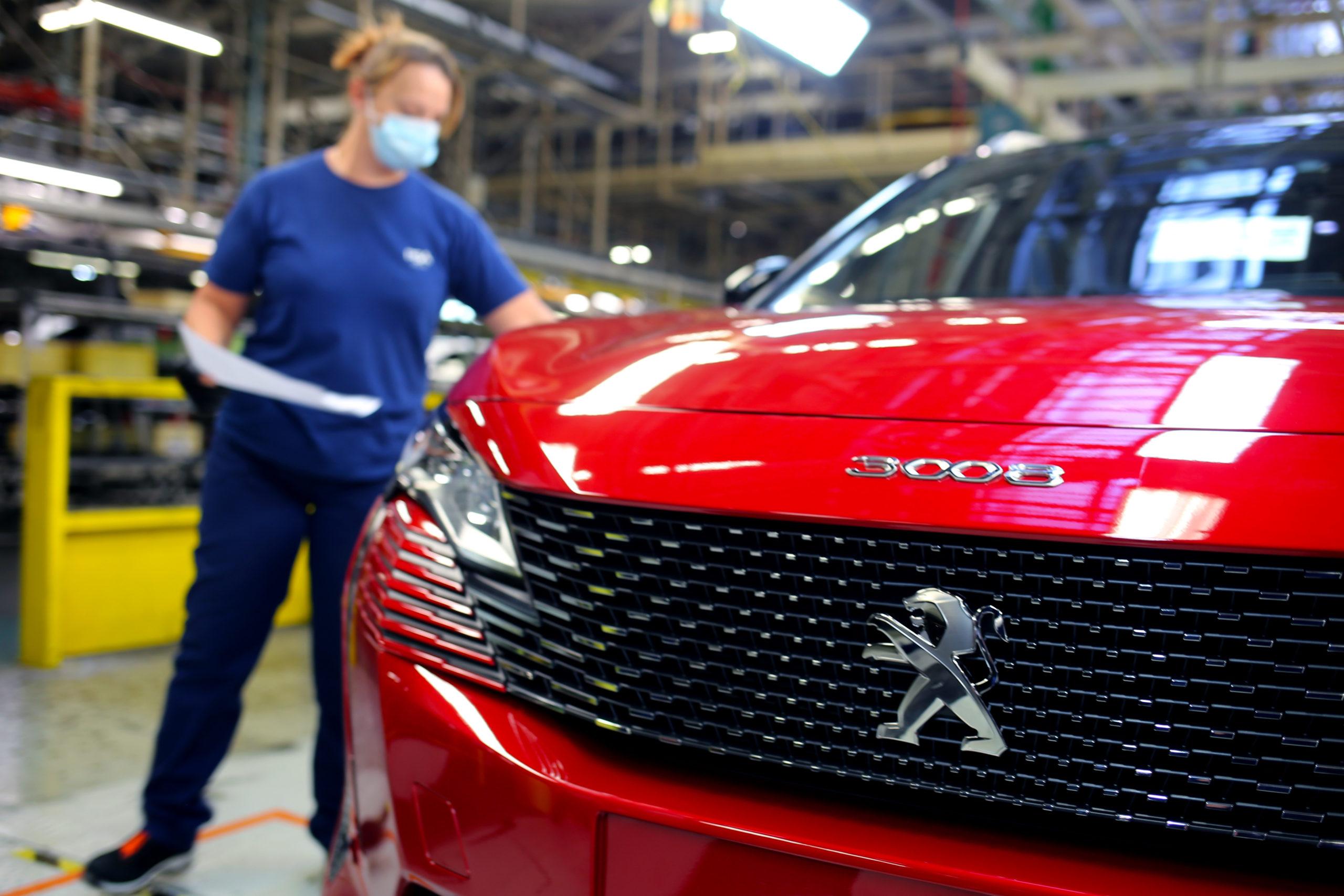 Sochaux : la production de PSA se conjugue au conditionnel