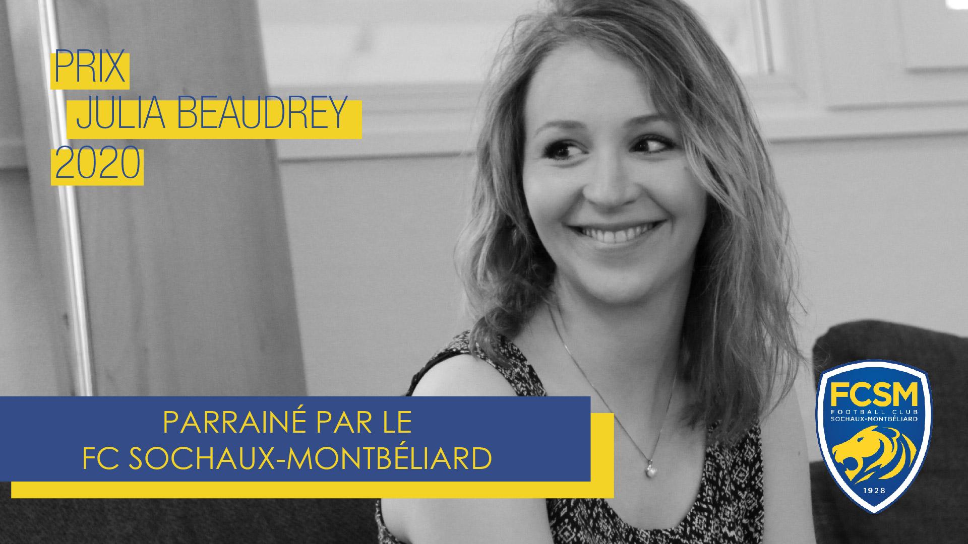 Pour la 4e année, le FCSM organise le prix Julia-Baudrey. Il récompense une association étudiante qui œuvre pour défendre des valeurs de solidarité et d'ouverture.