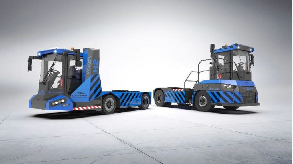 L'ATM-H2 et l'APM-H2, nouveaux fers de lance de la gamme de véhicules Gaussin.