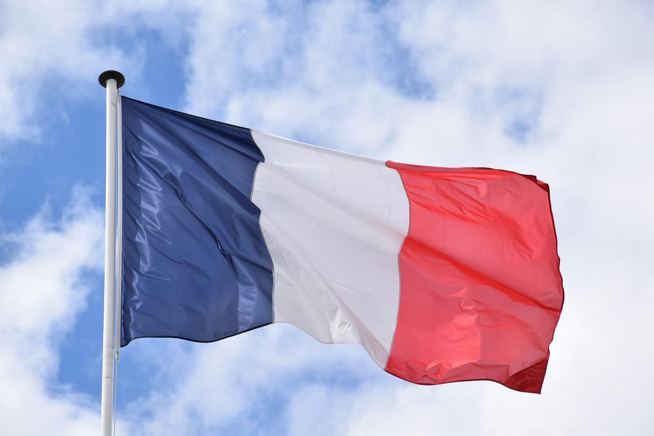 Drapeau français (RGY23 de Pixabay)
