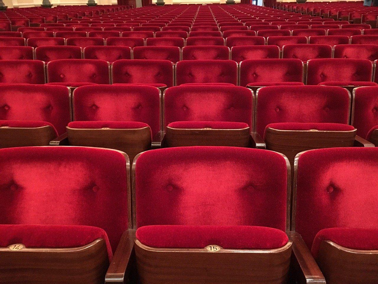 salle cinéma (Sabine van Erp de Pixabay)