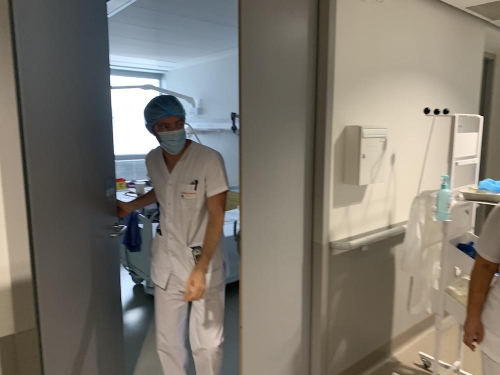 unité covid-19 : médecin 2 (TQ)
