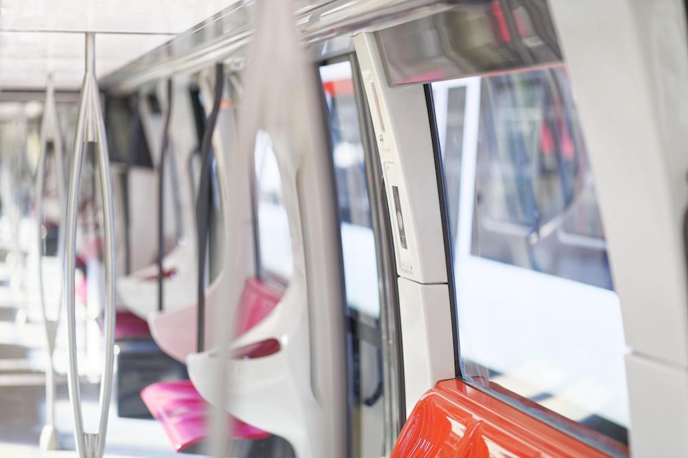 Rame métro lille Alstom (Alstom/Samuel Dhote)