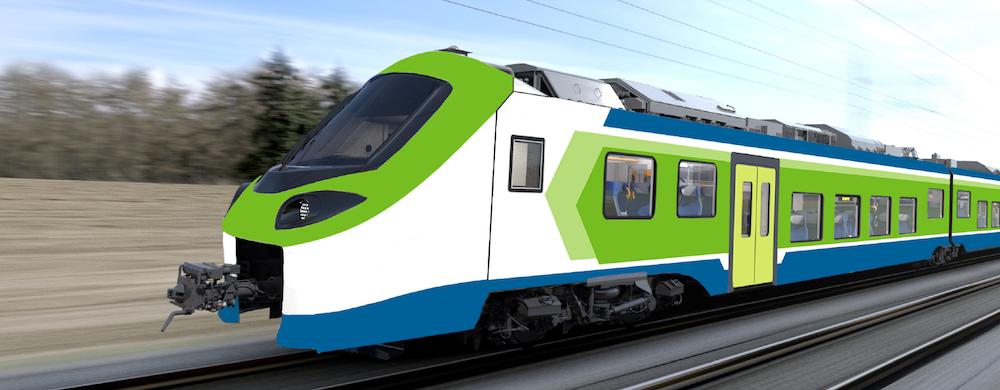 FERROVIE NORD MILANO TQA (Alstom Design & Styling)