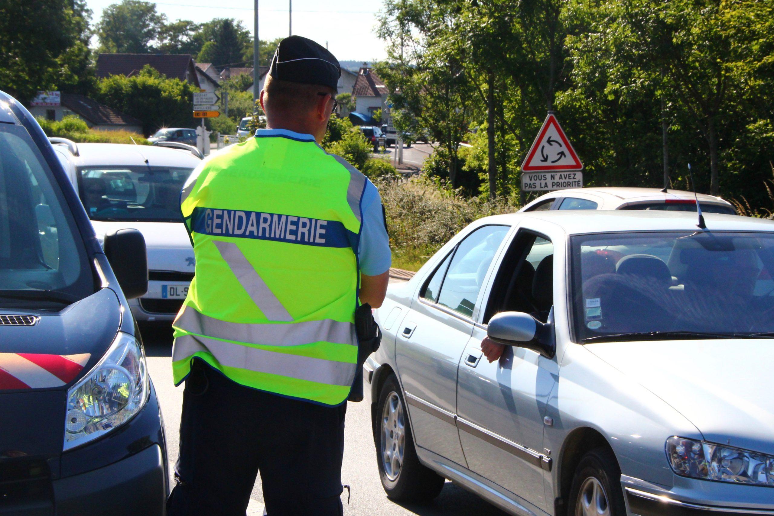 Gendarmerie contrôle 1 (TQ)