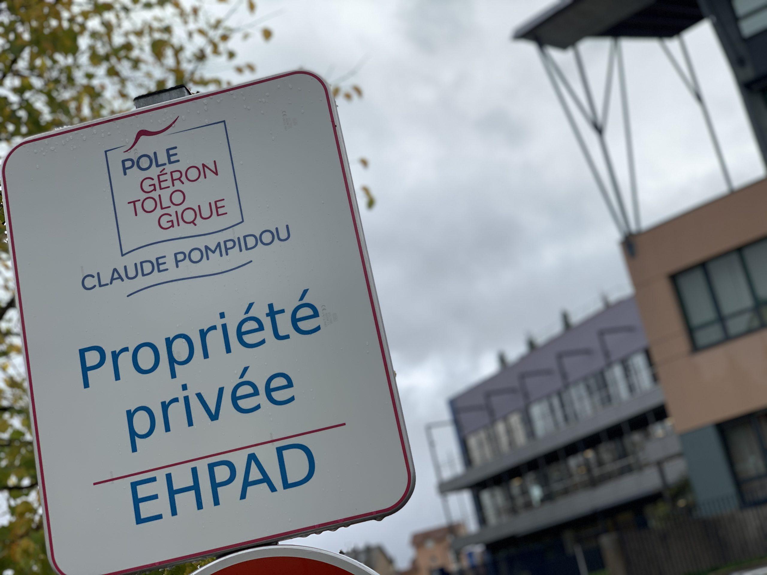 Pôle gérontologique Claude-Pompidou Belfort 1 (TQ)