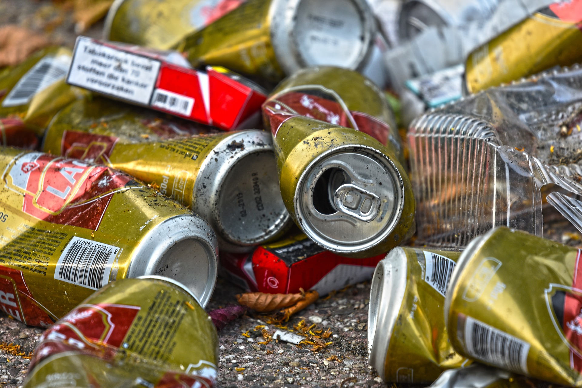 Le ramassage des ordures ménagères se poursuit normalement.| Image par Mabel Amber de Pixabay