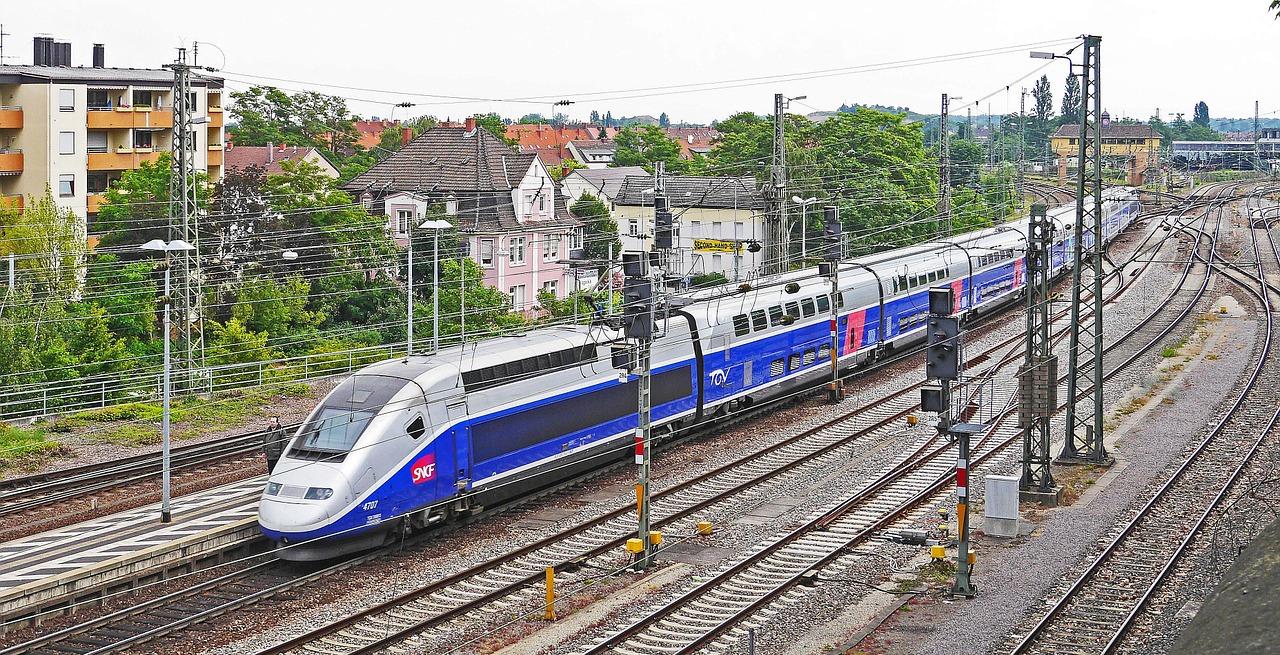 Avec la mise en place de ce second confinement, le trafic ferroviaire a fortement baissé.