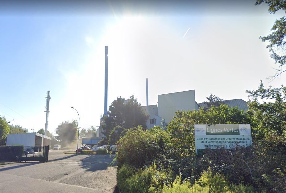usine incinération Montbéliard (google street view)