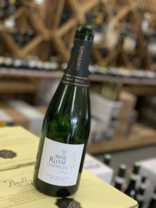Champagne Rutat, de Vertus.