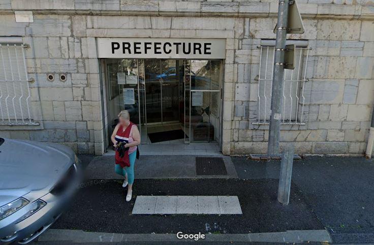 préfecture Haute-Saône