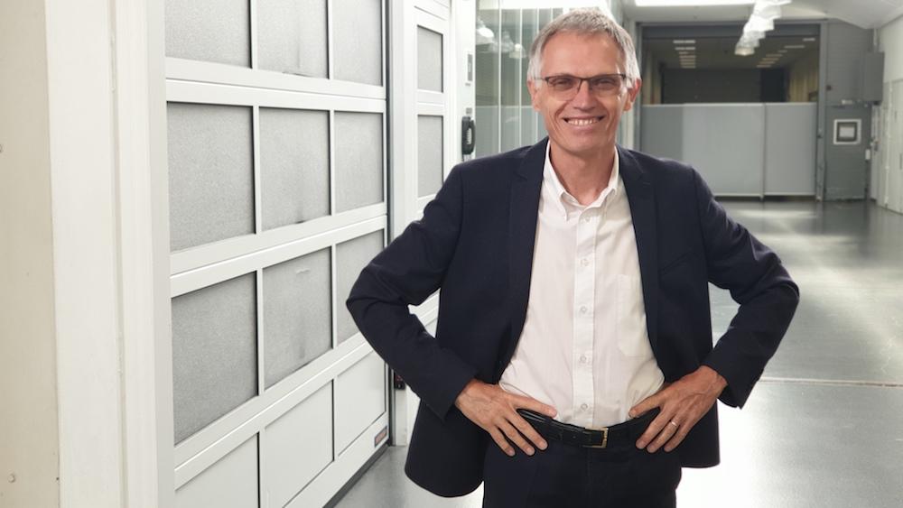 Carlos Tavares, président-directeur général de PSA, qui devient directeur général de Stellantis, né de la fusion entre PSA et Fiat Chrysler Automobiles.