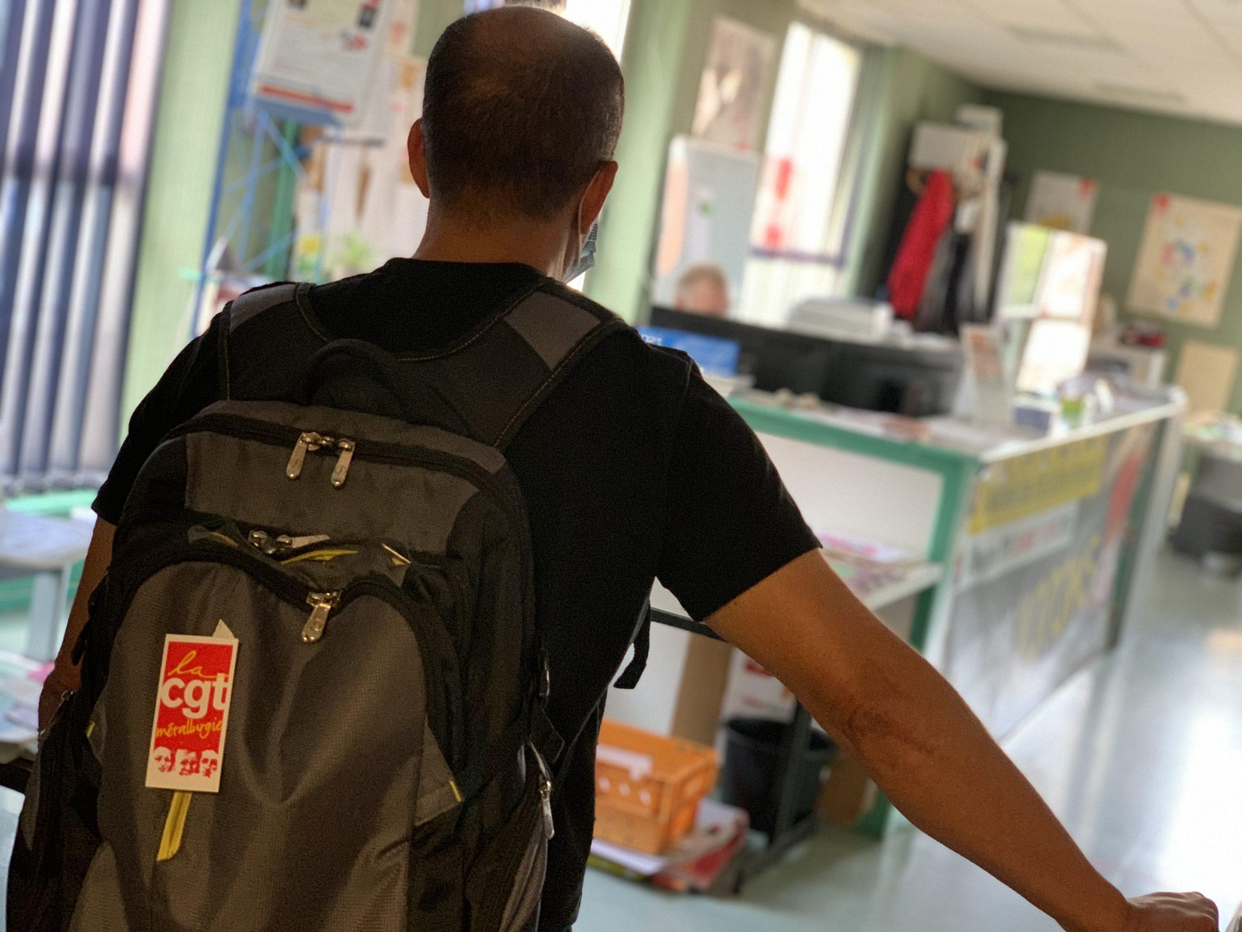 La CGT de l'hôpital Nord-Franche-Comté appelle à manifester le 21 janvier.