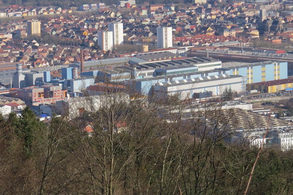 En commun pour Belfort critique la révision du plan local d'urbanisme opérée par Damien Meslot et la ville de Belfort.
