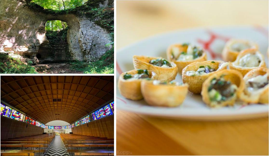 Tous les 15 jours, Cécile et Lucie proposent des idées de sortie dans le nord Franche-Comté