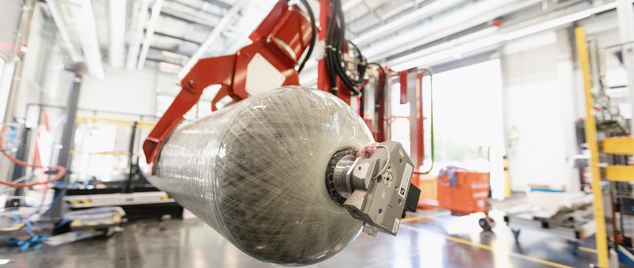 Le constructeur automobile Renault et l'industriel Faurecia ont annoncé une collaboration commune sur les système de stockage d'hydrogène pour les véhicules utilitaires légers