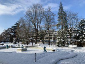 Le square Emile-Lechten, le long de l'avenue Jean-Jaurès, va être agrandi de 1000 m2, vers les logements dus Jardins du Square. Le portail principal sera aussi rénové. Les travaux débutent en avril (coût : 549 000 euros).