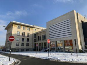 La maison du Peuple va accueillir une nouvelle salle de boxe, dans ses sous-sols, de 280 m2. La fin des travaux est envisagée en fin d'année (coût : 504 700 euros).