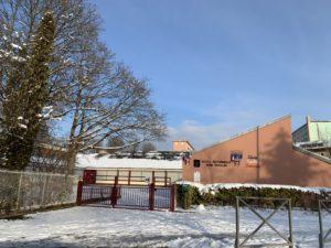 Une extension de 330 m2 est programmée à l'école René-Rücklin, pour accueillir le péri-scolaire et la restauration (coût : 3 millions d'euros).