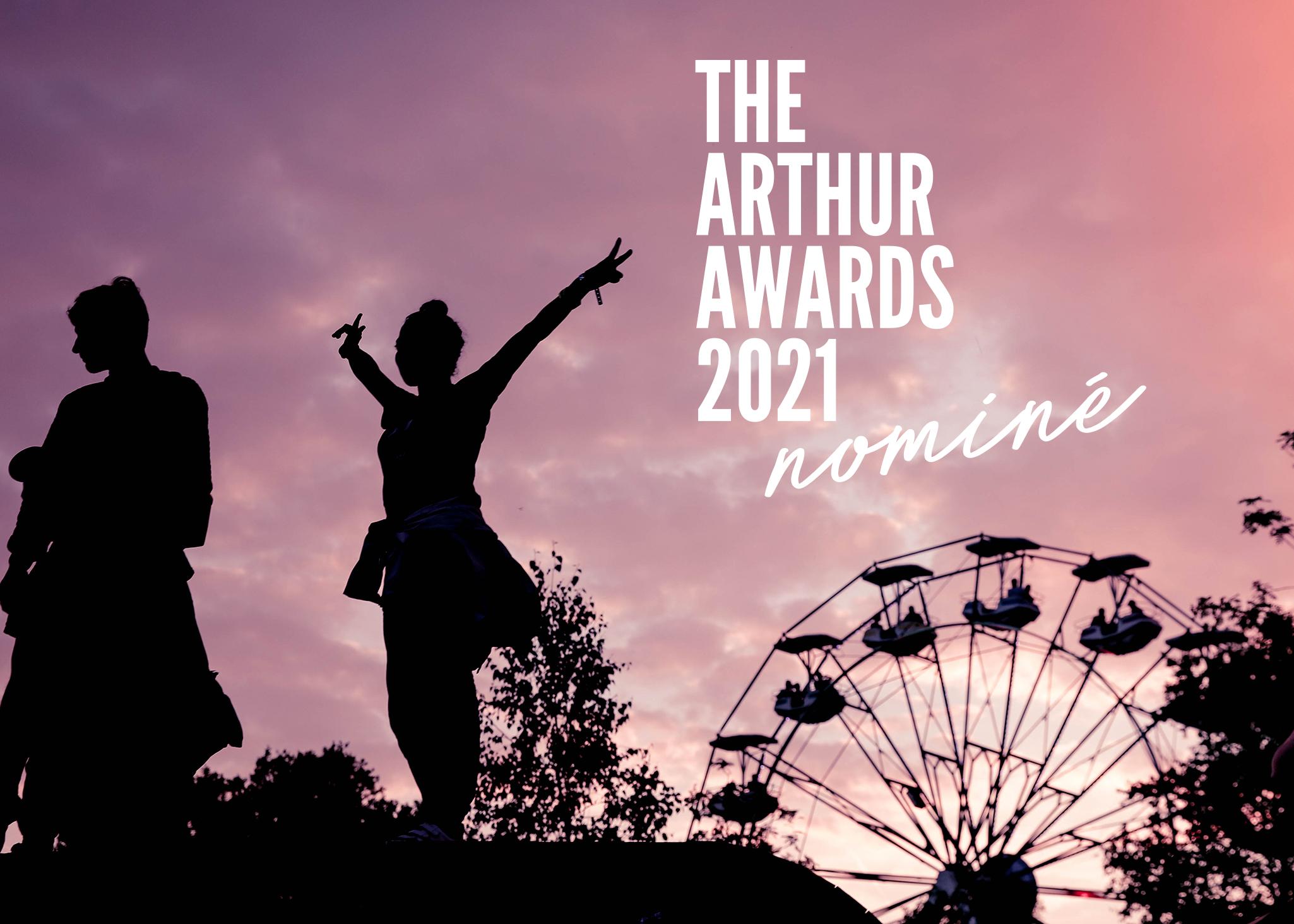 """Les Eurockéennes de Belfort nommées aux Arthur Awards, dans la catégorie """"Meilleur festival de la décennie"""""""