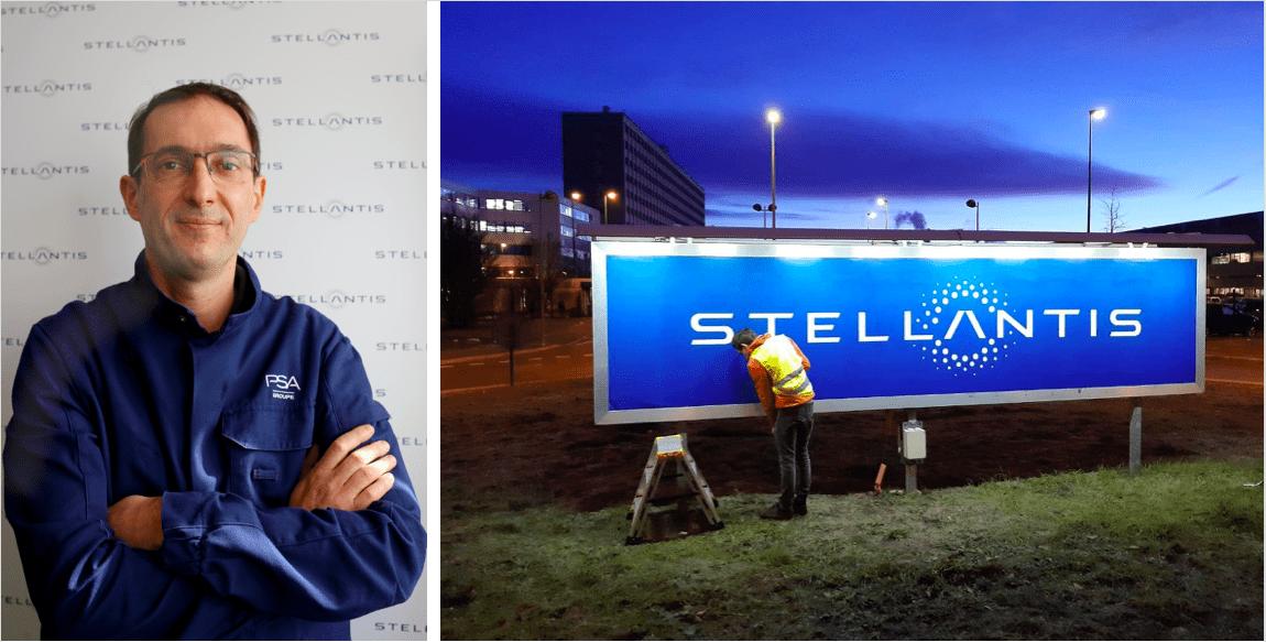Christophe Montavon est le nouveau directeur du site Stellantis de Sochaux.