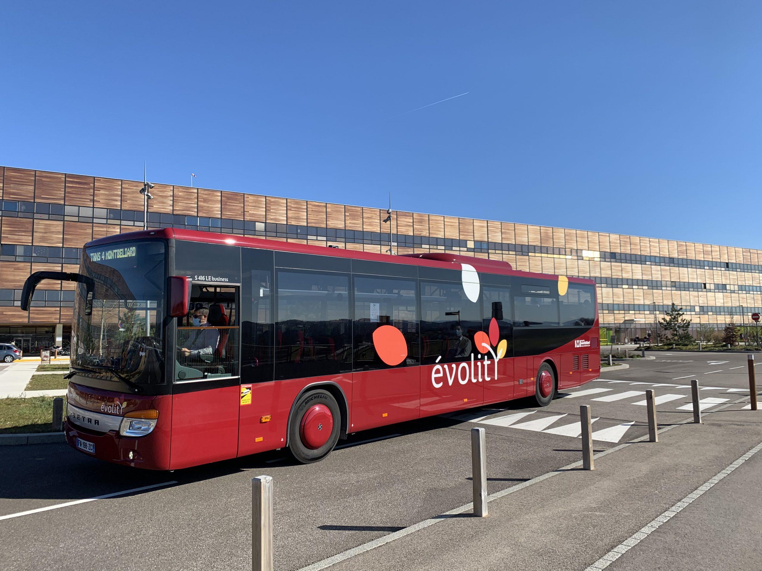 Les transports deviennent gratuits en cas de pic de pollution dans le Pays de Montbéliard