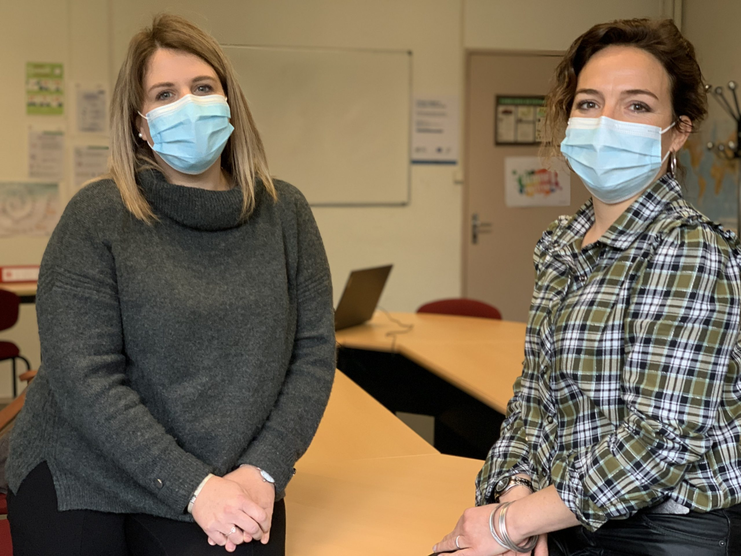 L'E2C du nord Franche-Comté crée un parcours spécifique aux métiers de la santé et du soin.