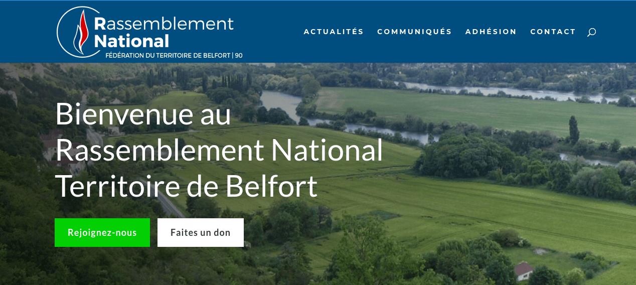 Régionales : un «infiltré» sur la liste RN à Belfort renonce après un déferlement de haine