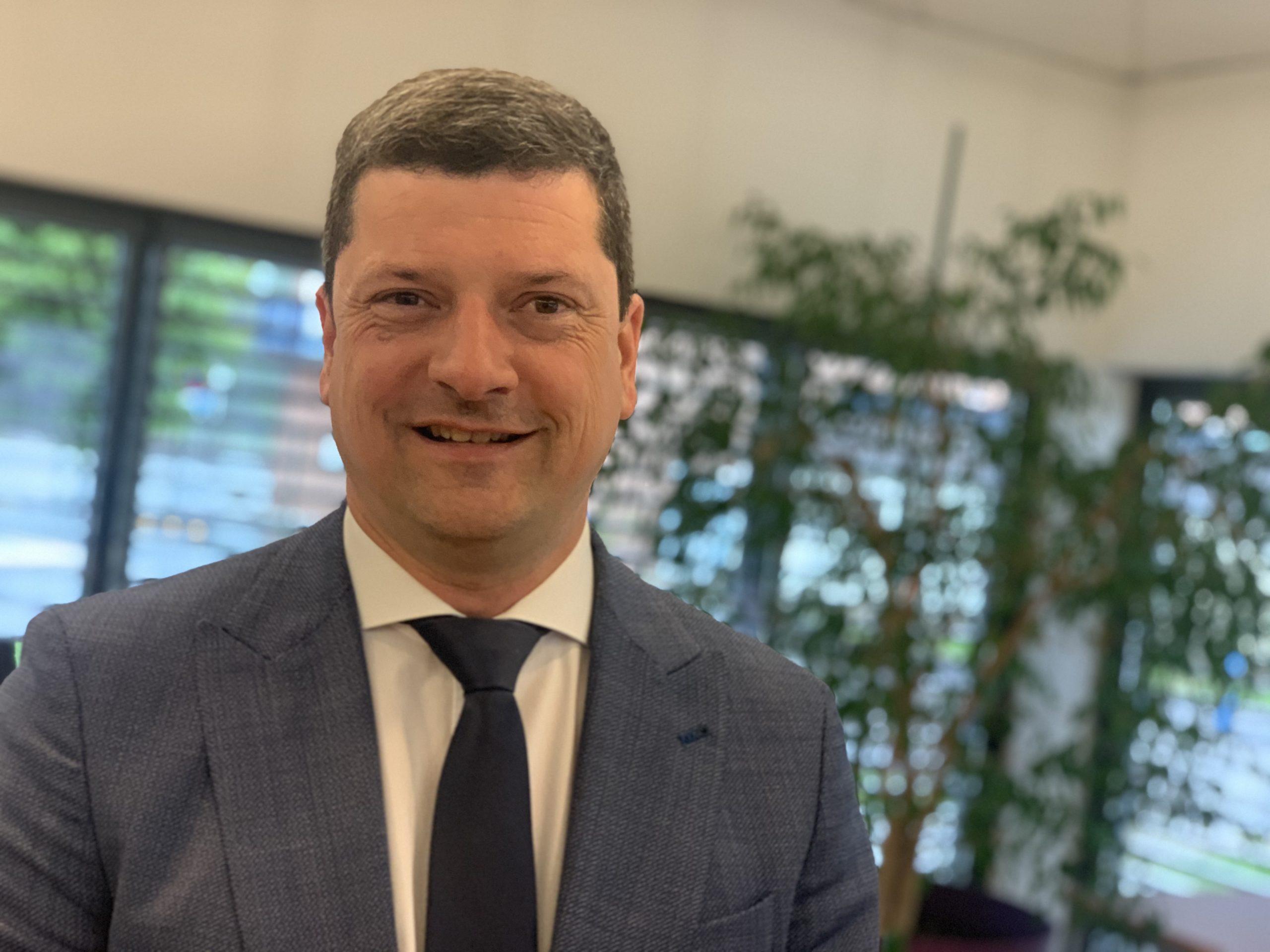 Florian Bouquet, président du conseil départemental du Territoire de Belfort, et candidat aux départementales 2021 dans le canton de Châtenois-les-Forges.