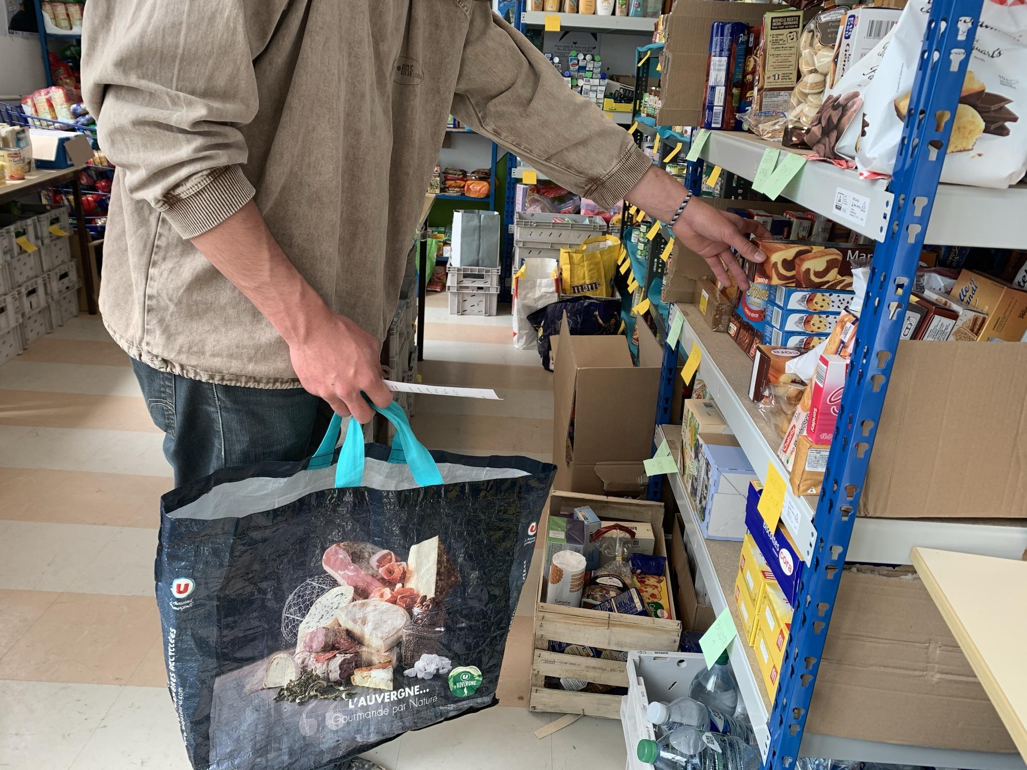 Une épicerie solidaire au cœur de l'UTBM à Sevenans