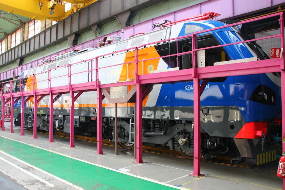 Train Kazakhstan (TQ)
