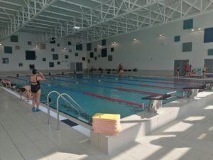 La nouvelle piscine du Parc, à belfort, aux Résiences, a été inaugurées ce jeudi 10 juin 2021.