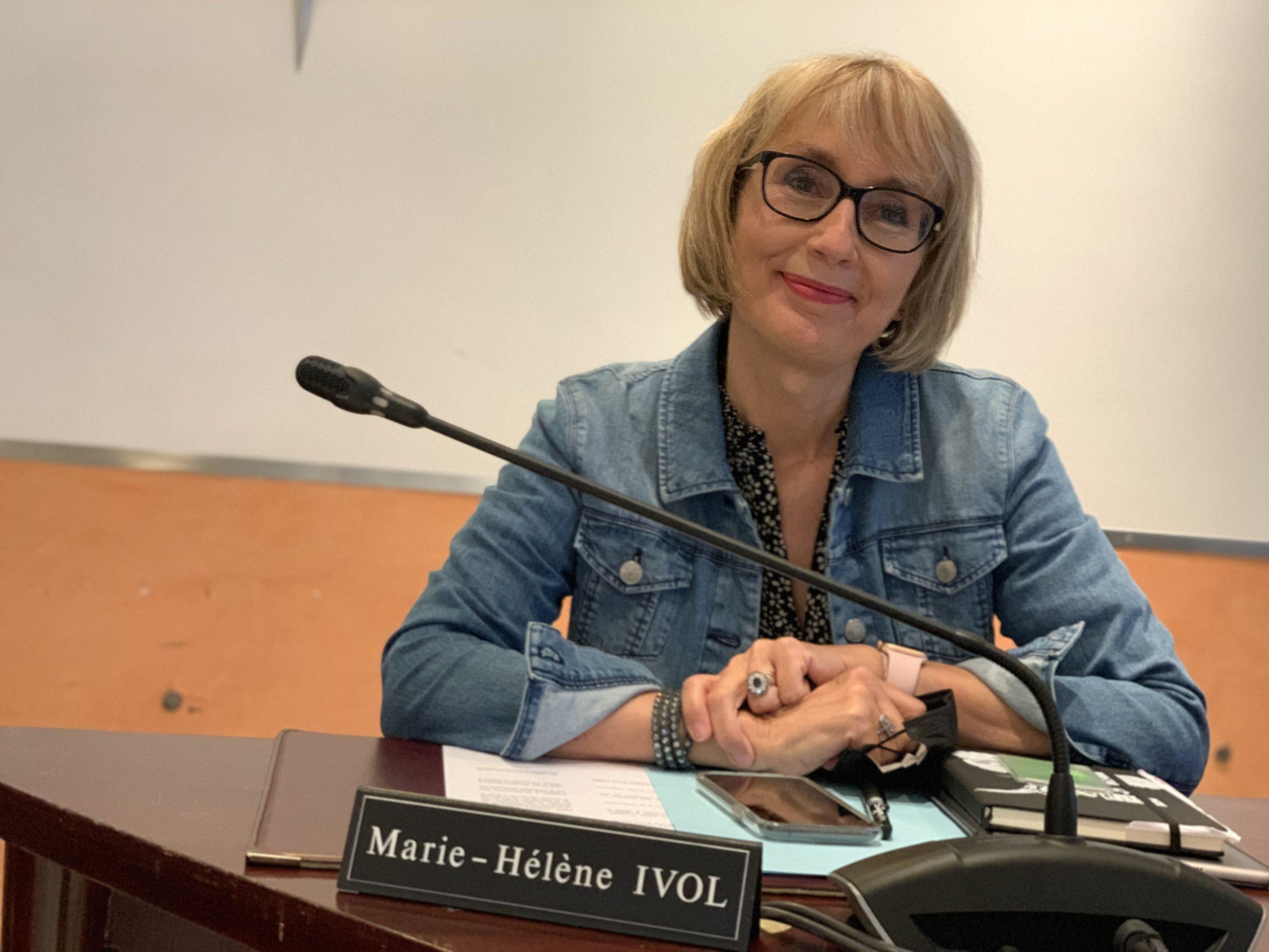 Marie-Hélène Ivol (TQ)