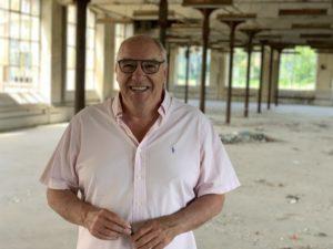 Christian Rayot, président de la communauté de communes Sud Territoire.
