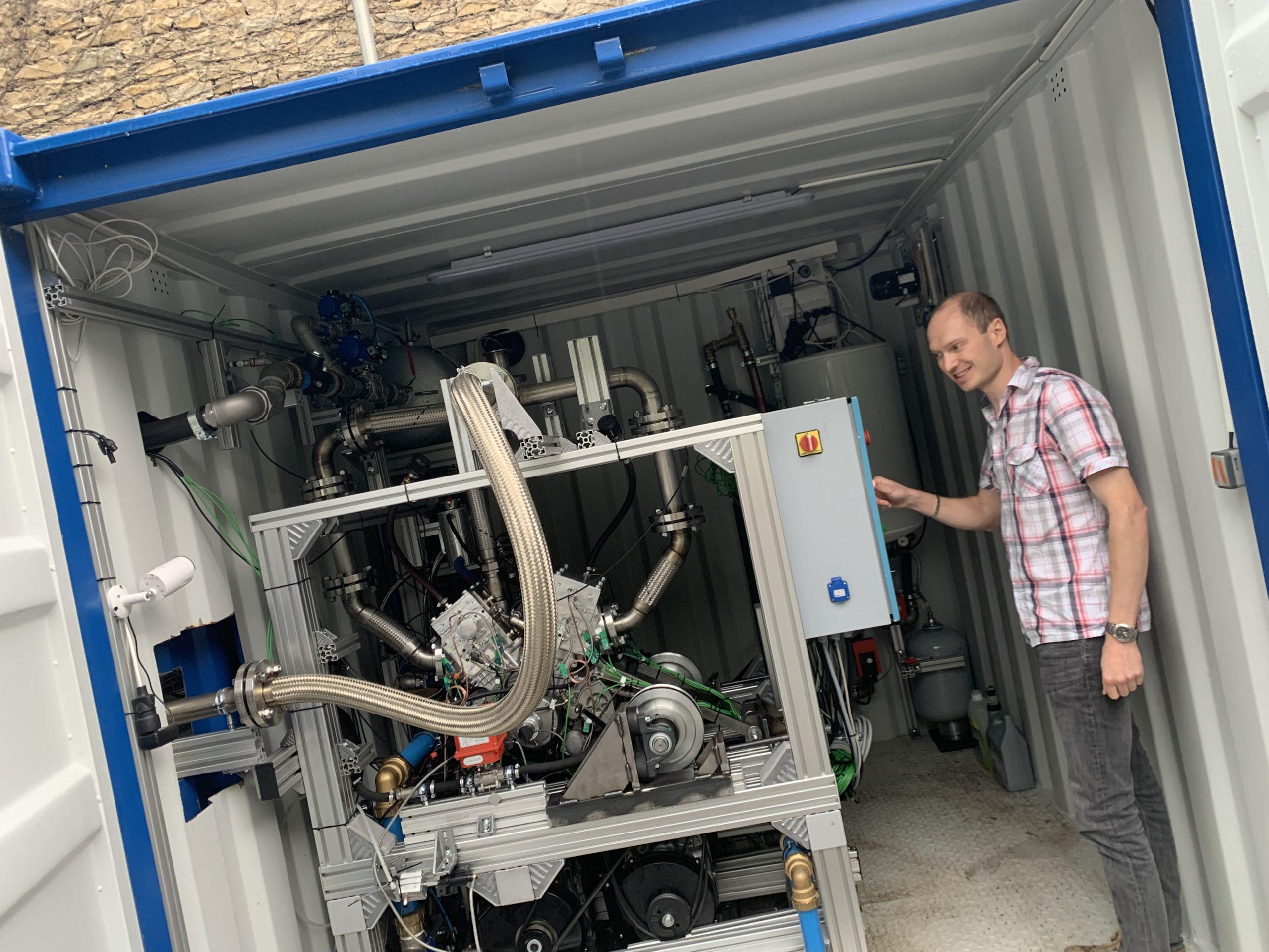 Ananke installe un démonstrateur de récupération de chaleur fatale chez Cristel