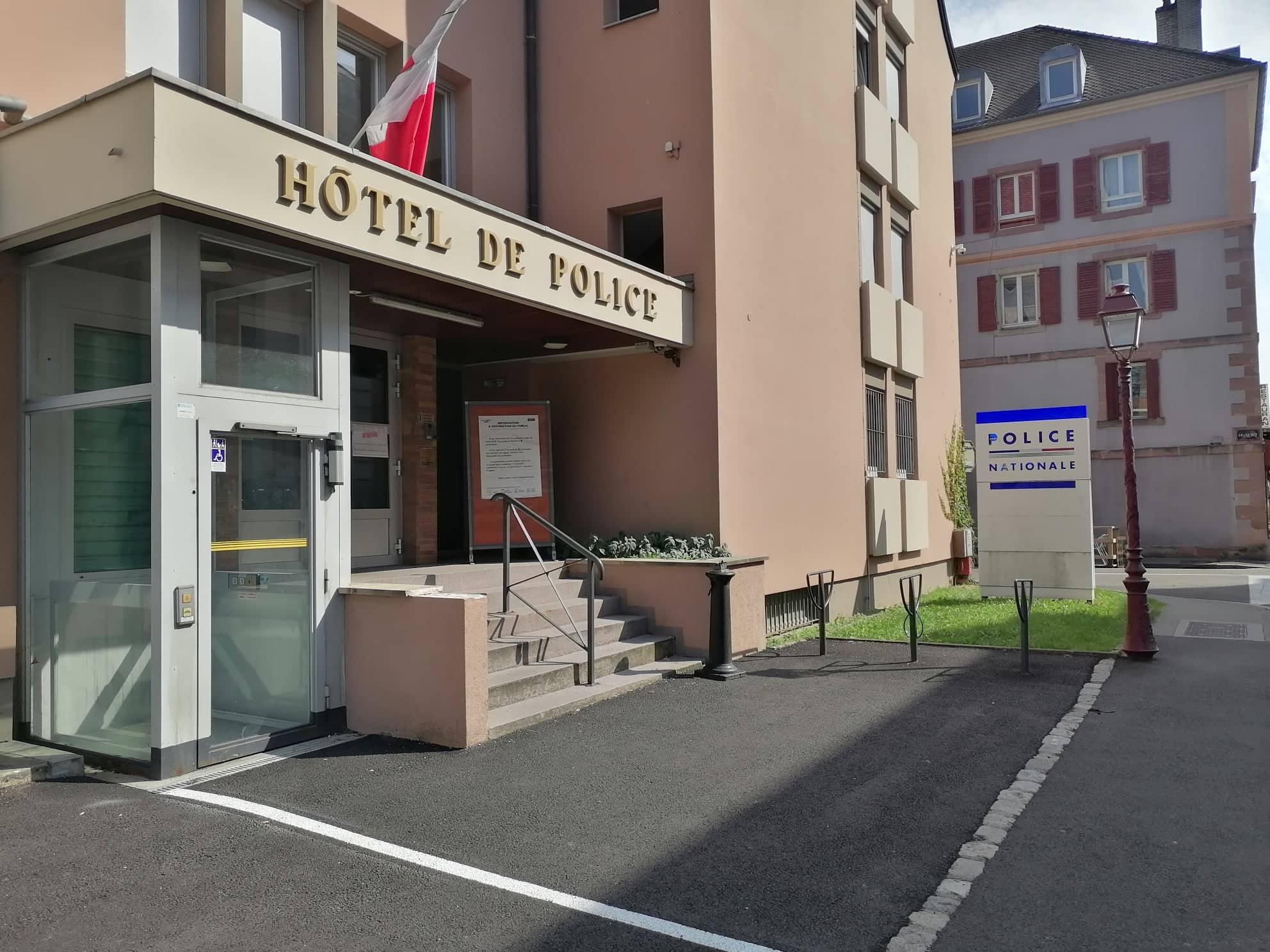 Commissariat Belfort – EC